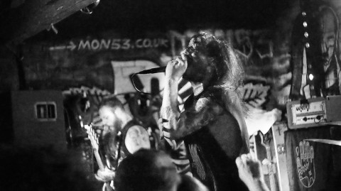 Cancer Bats at the Parish